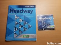 Headway fourth edition delovni zvezek z CD-jem