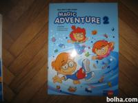 nerabljen učbenik Magic adventure 2