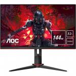 "Monitor AOC 27G2U/BK 27"" IPS FullHD LED LCD 144Hz 1ms"