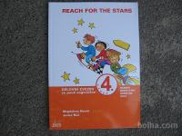 REACH FOR THE STARS 4 DEL. ZVEZEK