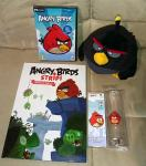Angry Birds Komplet - USB ključ + Strip + PC Igra + Igrača