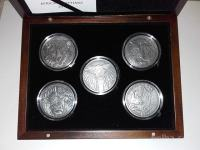 The African Big Five 5 x 1 oz