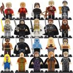 game of thrones lego kompatibilne kocke