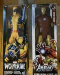 Wolverine in Iron Man