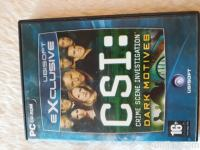 PC CD ROM - CSI DARK MOTIVE / 3 CD