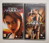 Lara Croft Tomb raider PSP
