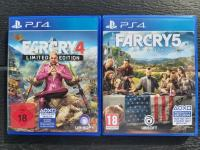 Playstation PS4 igri FARCRY v kompletu