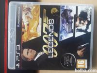 PS3 igra James Bond Legends