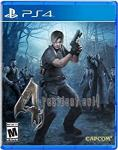 Resident Evil 4 HD Remastered PS4