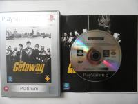 The Getaway - PS2 Platinum