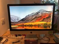 "iMac 27"" Quad Core i5 3.1Ghz, 16GB RAM, 256GB SSD,HD 6970M 1024 MB"