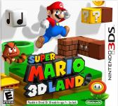Super Mario 3d Land za nintendo 3DS