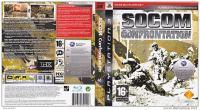 SOCOM CONFRONTATION za PS3-novo