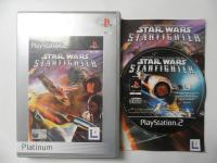 Star Wars : Starfighter - Platinum PS2