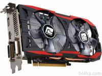 Grafična kartica PowerColor Radeon R7 370 2GB PCS+