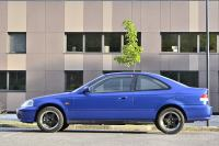 Honda Civic iLS Coupe-Facelift 2000