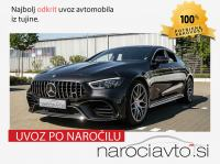 Mercedes-Benz AMG GT 63 4Matic+ - UVOZ...