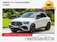 Mercedes-Benz GLE AMG 53 4Matic+ UVOZ...