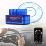 ELM 327 OBD II V1.5, V2.1 Bluetooth avto diagnostika tester