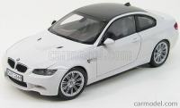 KYOSHO - 1:18, BMW 3-SERIES M3 E92 COUPE ALIPNE WHITE 2007