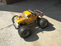 kyosho usa-1 vintage monster truck nitro rc