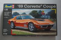 Maketa avtomobil '69 Corvette Coupe 1/25 1:25