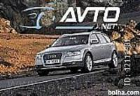 audi allroad a6 po delih od 2004 do 2012
