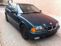 bmw e36 318is po delih