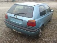 VW Golf 3 - Golf III 1.8 in 1.9 PO DELIH