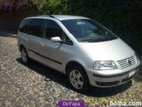 vw sharan ford galaxy alhambra