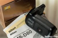 Nikon MB-D80 ORIGINAL - battery grip (Nikon D90 in D80)