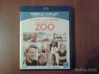 BLU-RAY in DVD film We Bought a Zoo