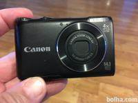 CANON PowerShoot A2200 video slike