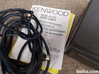 Kenwood 10 cd izmenjalec kdc-c711