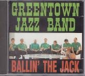 012 CD GREENTOWN JAZZ BAND Ballin' the Jack