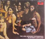 Jimi Hendrix Experience: Electric Ladyland (2cd)