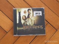 The Lord of the Rings - The Two Towers - soundtrack