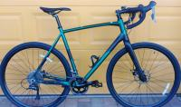 Cestno kolo gravel bike novo  (cyclocross, touring, treking )