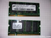 RAM Microm 256MB CL2.5 PC2700S MT8VDDT3264HDG