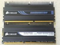 Corsair DDR3 6GB - 3x2GB TR3X6G1600C8D