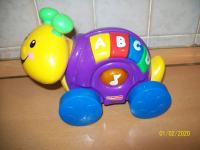 Pojoči polž FISHER PRICE