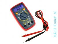 DIGITALNI MULTIMETER 200MV – 500V