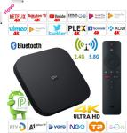 Android TV Box Xiaomi Mi Android 9 4K 2/8GB HBO NEO EON T2 Netflix 4K