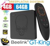 Beelink GT-King 4/64GB Android TV Box Android 9 predvajalnik