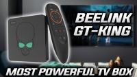 Beelink GT-King Amlogic S922X 2.2GHz Android tv box