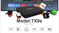 Tanix TX9S android tv box