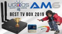 Ugoos AM6 pro android tv box