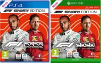 F1 2020 Formula 1 za PS4, PC, XBOX ONE, Playstation 4 in Windows 10
