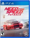 Playstation PS4 igra Need for Speed: Payback