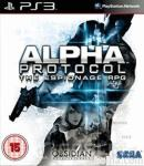 Rabljeno: Alpha Protocol (PlayStation 3)